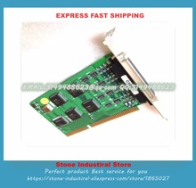 C104P 4 ISA interface card serial port 232 is the physical picture 100% test good quality