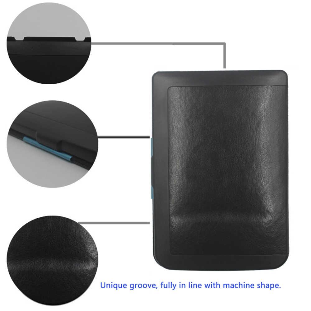 بو أغطية جلد حالة ل الجيب 625 الأساسية اللمس لوكس 2 القارئ الإلكتروني يبوك أيضا ينطبق على الجيب نموذج 614/615 /624/626 غطاء