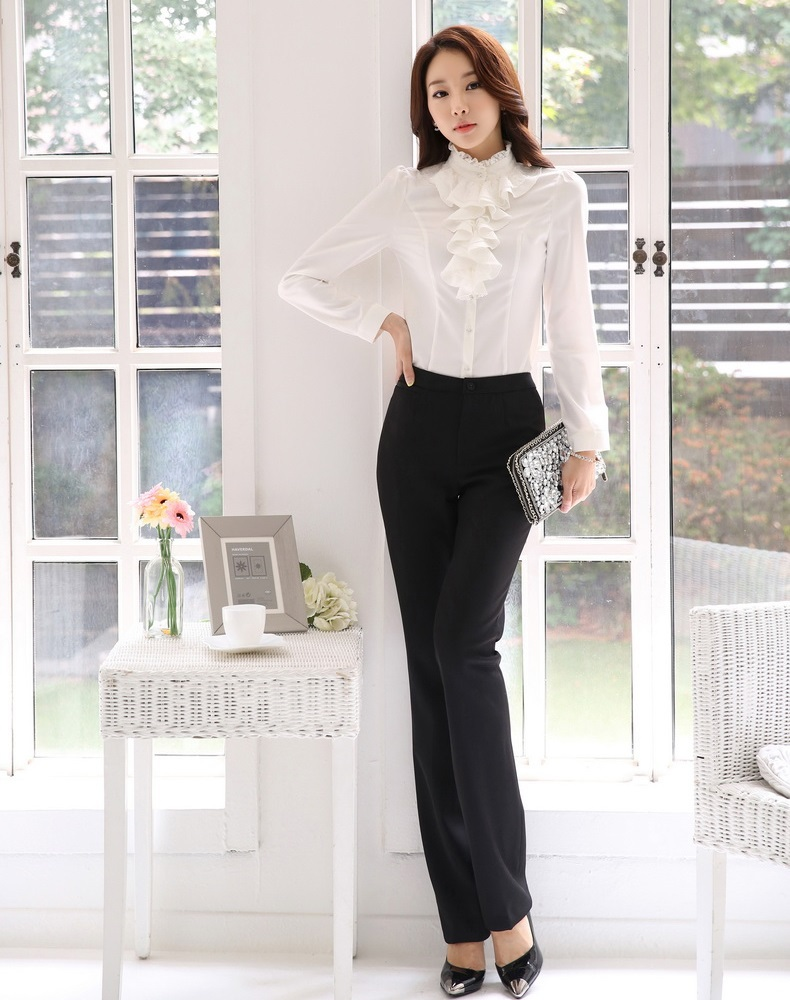 Buy 2015 spring autumn formal office uniform design women for Office uniform design 2015