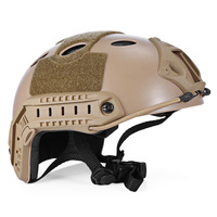Outlife Lightweight Tactical Crashworthy Protective Helmet For CS Paintball Game