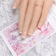 2016 Sale Direct Selling French Style Office False Nail Art Tips,fake Nails Decoration Patch,manicure Tips Accessory Daily Use