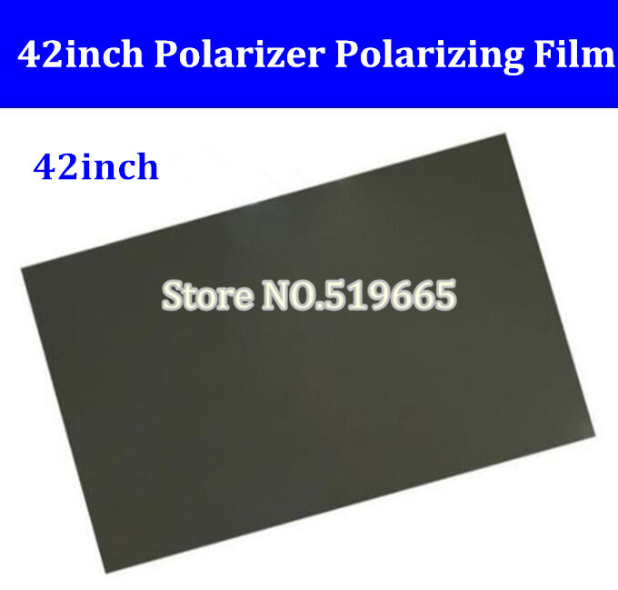 "27/"" 0 Degree Frosted Polarizer Polarizing Film for LCD LED TV Screens"