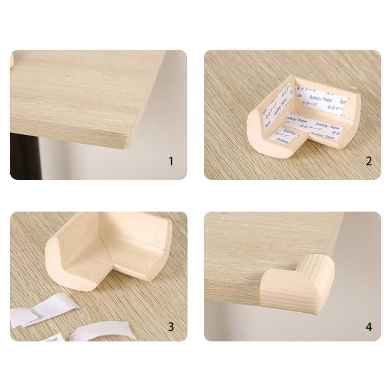 Защитный уголок для детей настольная защита резиновый стол защита детей l-образный Мягкий край угловая защита уход за детьми