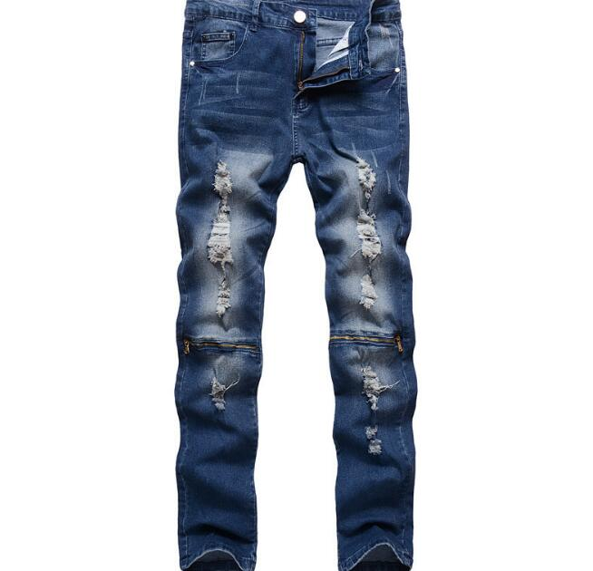Cheap Top Quality Men Jeans Spring Style Males Pants On Hot Sales