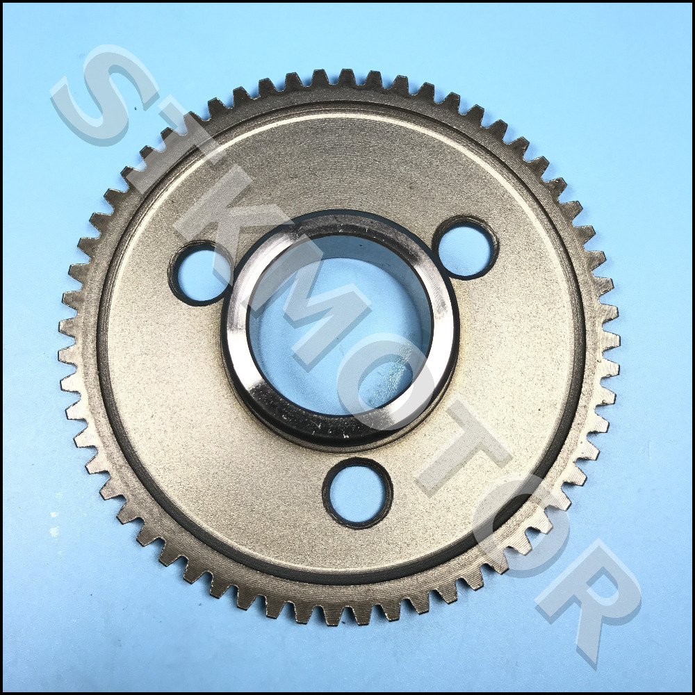 Gy6 125cc 150cc One Way Starter Clutch 152qmi 157qma Atv Scooter Go Kart Parts Hot Sale 50-70% OFF Atv,rv,boat & Other Vehicle