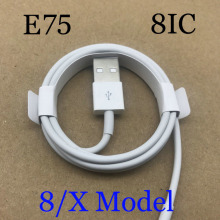 100Pcs/lot, 8ic original 1m 3FT OD 3.0mm Data USB Sync Charger Cable For iPhone X XS 8 7 5S 6 6s plus ,with new box model
