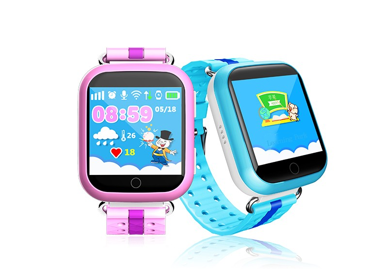 Q100 Q750 Smart Watch Phone Baby Children Kids GPS Tracker 1.54 Touch Screen Wifi Location SOS Anti-Lost Device Safe PK Q50 Q90 children gps smart watch q750 baby watch with wifi 1 54inch touch screen sos call location device kids watch phone montre f15
