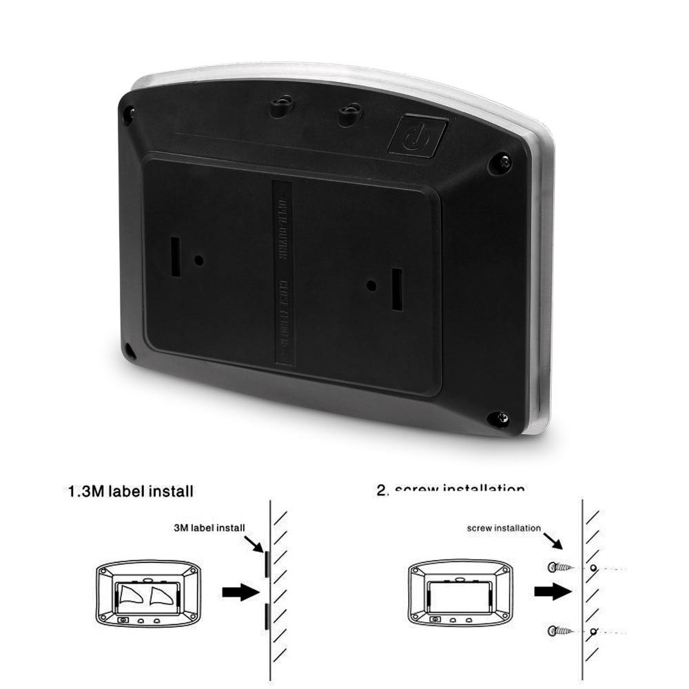 LED gecə işığı Parlaq Motion Sensor enerji qənaət edən - Daxili işıqlandırma - Fotoqrafiya 5