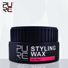 Hair styling tools Hair gel 90g professional best quality hair wax free shipping wax for hair styling products waxes