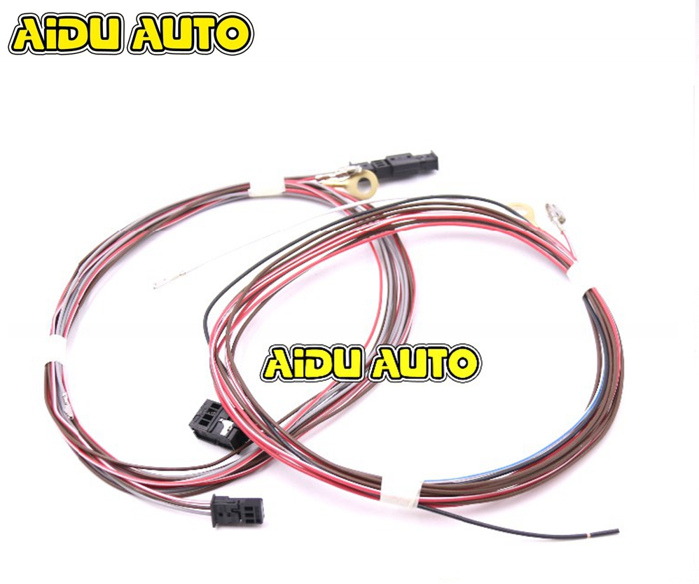 Homelink Mirror Wire Harness Kit Gentex Home Link Diagrams 177 Wiring Rain Wiper Sensor Anti Rear View Glare Install Bmw