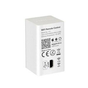 Image 2 - Milight YT1 voz por WiFi controlador remoto DC5V USB Smart 4G Android IOS APP controlador para 2,4 GHz RGB CCT RGBW tira de bombillas led