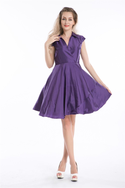 Hepburn Style font b Dress b font Red 1950s 1960s Rockabilly Swing Evening Pinup font b