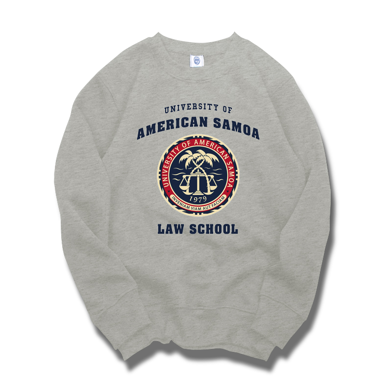 2019 new Better Call Saul BCS Breaking Bad Saul Goodman lawyer America Samoa Law School sweatshirt fleece o neck hoodie image