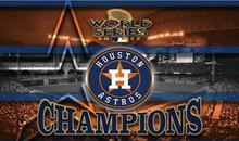 free  shipping  xvggdg  Custom Flag  new  Houston Astros World Series Champions flag banner 2017 champions Astros flag