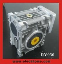 7.5: 1-80: 1 Червячный Редуктор NMRV030 11 мм Входной Вал RV030 Червячный Редуктор Редуктор для NEMA 23 Двигателя