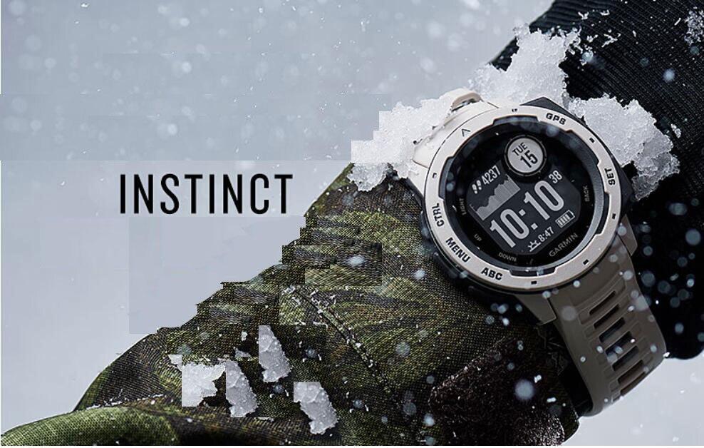 Detail Feedback Questions about Garmin instinct sports GPS