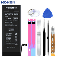 NOHON Battery Original For Apple iPhone 6S 6 S iPhone6S 2060mAh High Capacity Replacement Mobile Phone Batteria Free Tools