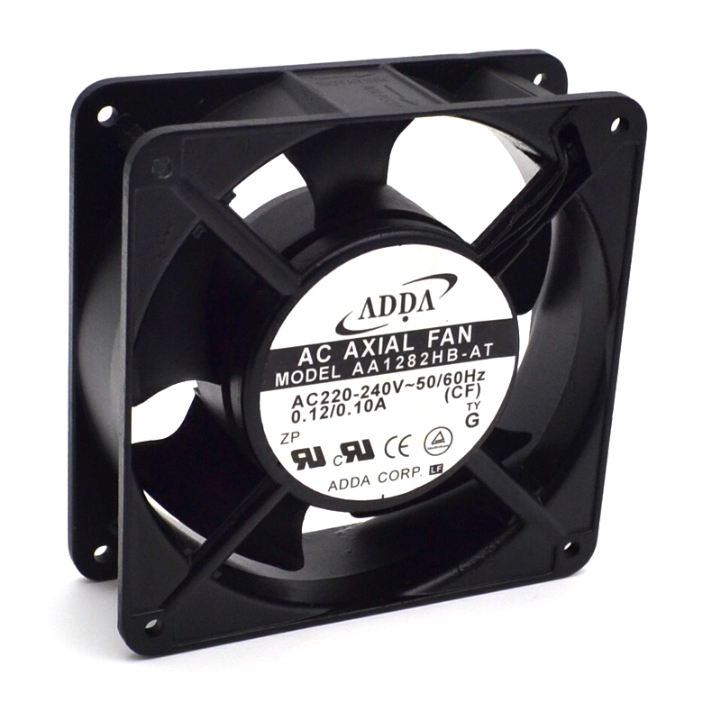 New And Original Cabinet Dedicated Axial Fan AA1282HB AT 220V Control Cabinet  Cooling Fan 120 * 120 * 38mm