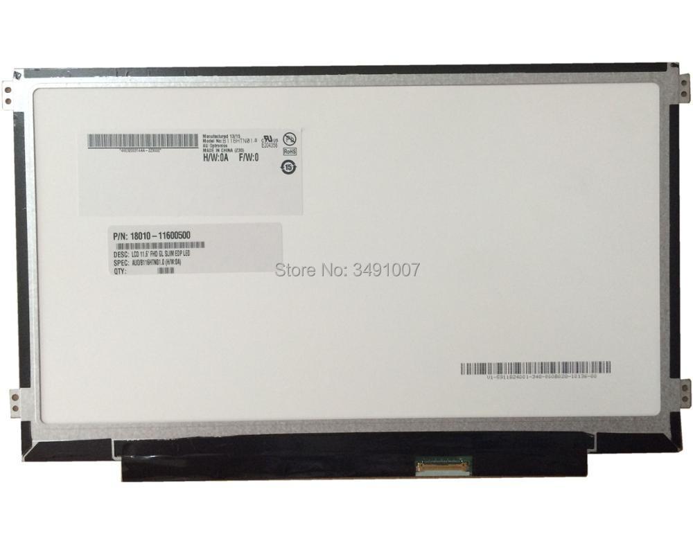 B116HTN01.0 B116HTN01 LAPTOP LCD LED SCREEN 11.6 SLIM EDP 30PIN 1920X1080 автомобильная карта крым достопримечательности 1 500 000