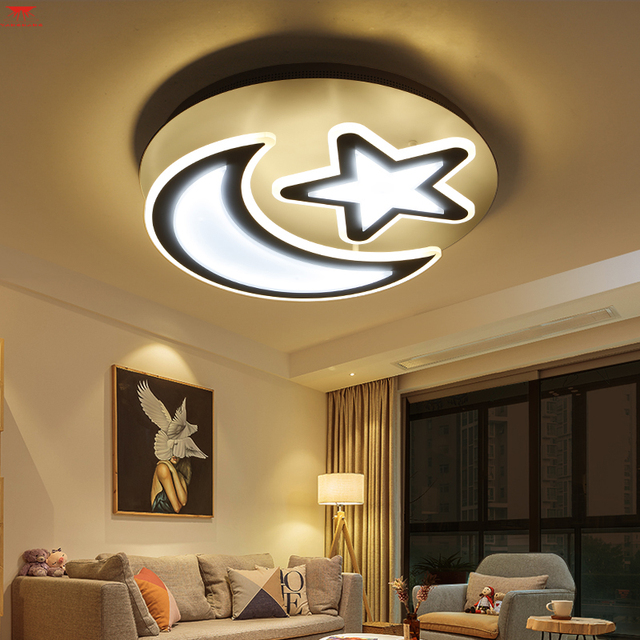 led ceiling light 30W led child baby room lights ceiling lamps ...