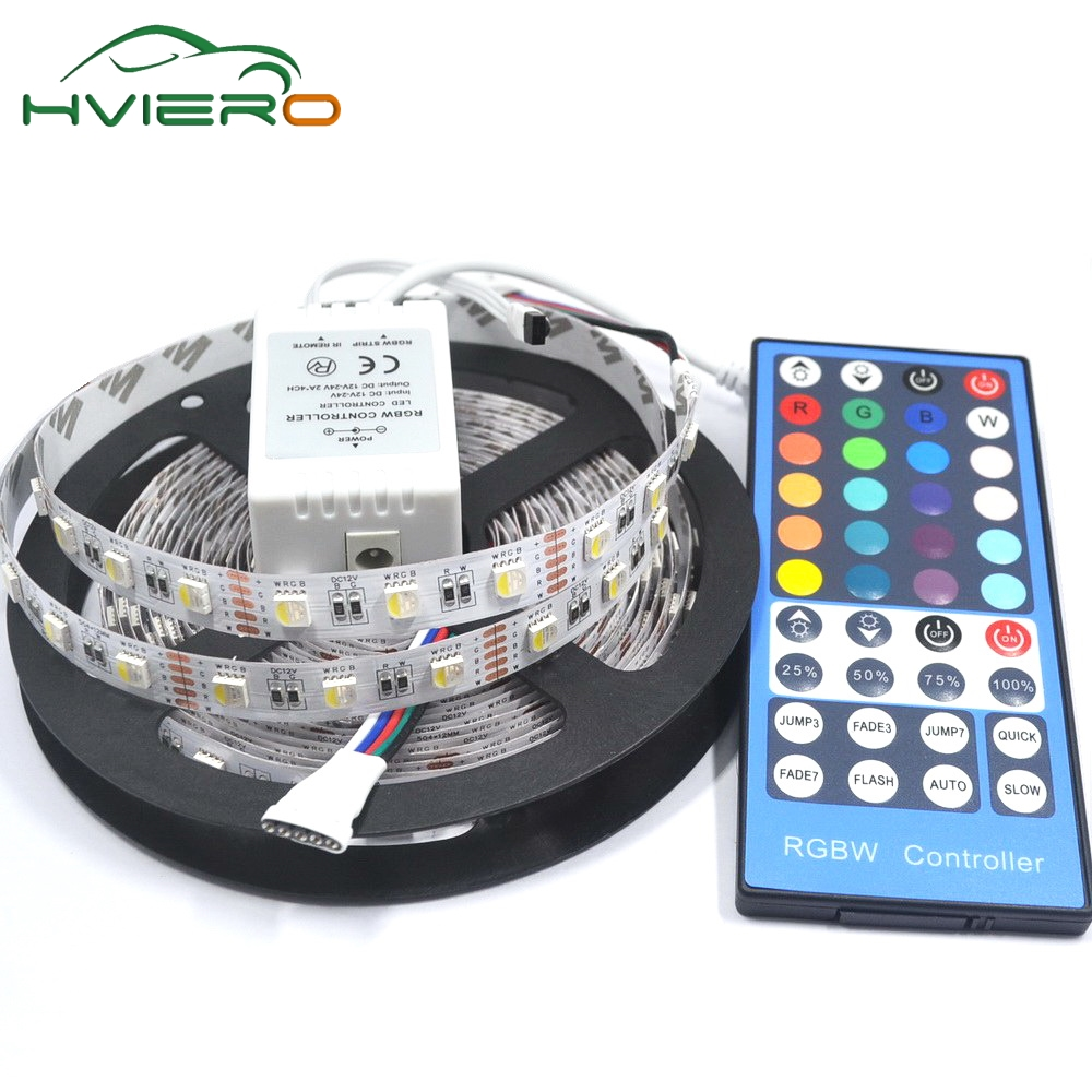5m RGBW RGBWW 5050 300leds flexible Led Strip IP20 IP65 IP67 DC 12V 4in1 Led Chip Waterproof Home Holiday Light Garden Light люстра leds c4 margaritaville 20 2225 t1 55