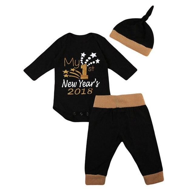 3 Buah Pertama Saya Natal Balita Bayi Laki Laki Perempuan Romper Celana Legging Bayi Pakaian Hadiah Natal Girls Romper Baby Boy Girlrompers Rompers Aliexpress