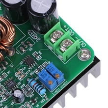 600W DC 10V-60V to 12V 24V 36V 48V 80V 10A Converter Step-up Module Power Supply 600w dc dc booster module solar notebook power 10 60v up to 12 80v