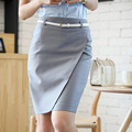 Plus tamaño xs-4xk Faldas Para Mujer de Cintura Alta Delgada Cola de Alta Qulity Sexy de mujer ropa Casual Falda D5