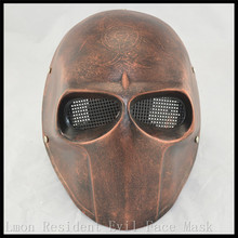 Buy army of two mask and get free shipping on aliexpress free shipping halloween cosplay resin outdoor protective mask cs cos army of two mask gold cs voltagebd Image collections