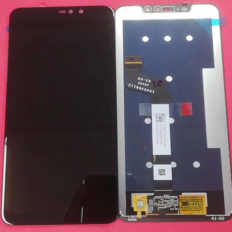 10pcs Tested For Xiaomi Redmi Note 6 Pro LCD Display Touch Screen Glass Digitizer Complete Assembly