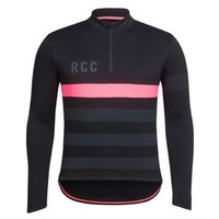 2018 international RCC Cycling Jerseys men Long Sleeve Jersey Men's Shirt Bicycle Wear Racing Tops Bike Cycling Full zip