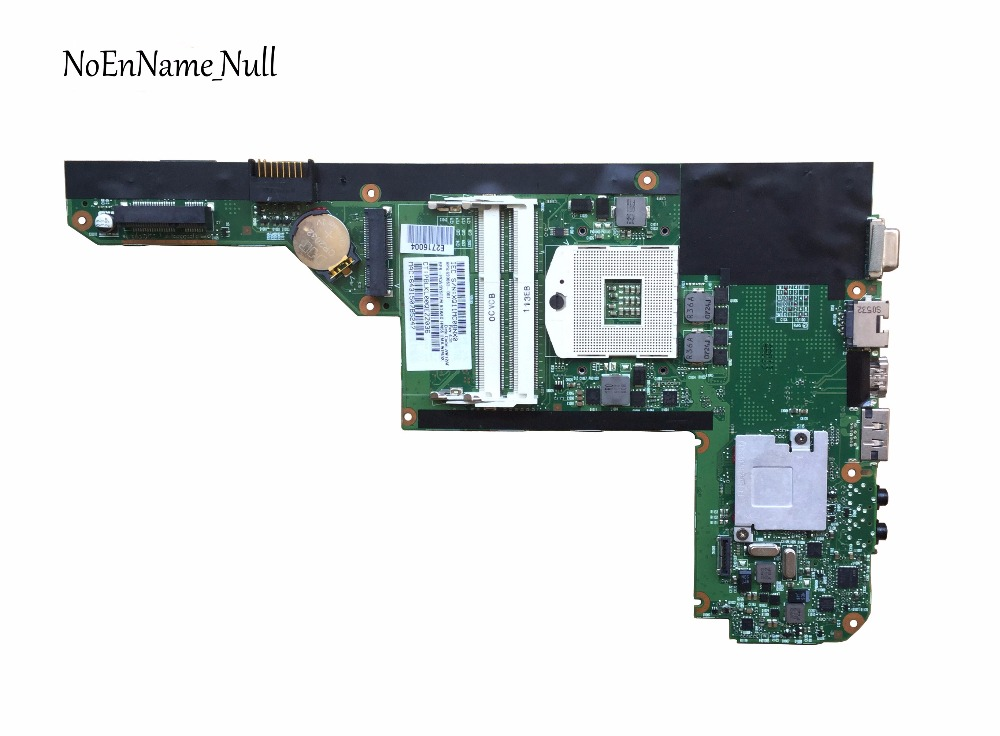 Free Shipping LAPTOP MOTHERBOARD For HP PAVIVLION DM4 DM4-1000 Series 633863-001 6050A2345401-MB-A03 HM55 GMA HD DDR3