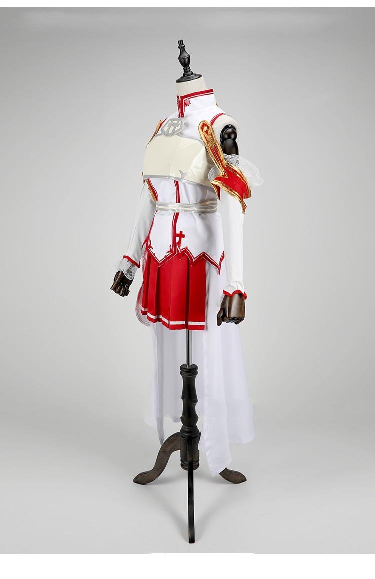 Sword Art Online Костюм Asuna Yuuki - Костюми