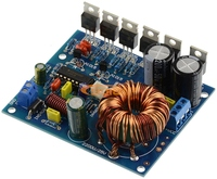 Car Amplifier Booster Switching Power Supply Board Adjustable Voltage 180W Dc Single DC12V To Plus Or