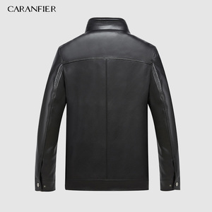 Image 5 - CARANFIER 2019 Kurzarm Männer Kleidung Mode Casual Tops Tees ZH 003
