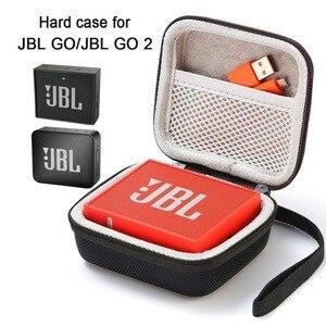 Case for JBL Go2 Bag , Hard Case Travel Carrying Bag For JBL GO2 / GO 2 Portable Wireless Bluetooth Speaker Box(China)
