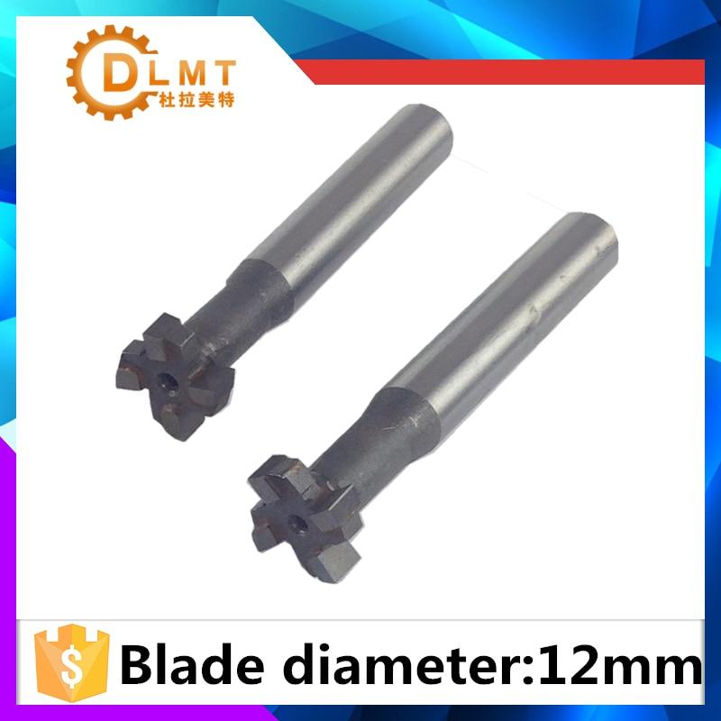 Carbide tipped T slot cutter, Welding carbide T cutter, welded carbide t cutter 12mm*2mm 3mm,4mm,5mm,6mm 8mm