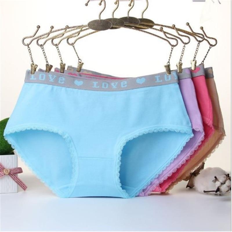 #8802 Plus Size Cotton Underwear Sexy   Panties   for Women L XL XXL Women Lingerie