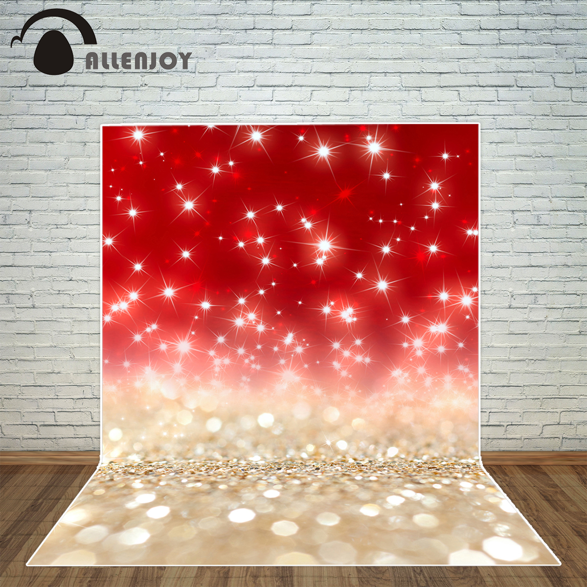 Allenjoy photography backdrop abstract christmas stars Bokeh glitter background photo studio new design camera fotografica kate natural scenery photography backdrop autumn defoliation for outdoor wedding photography background camera fotografica