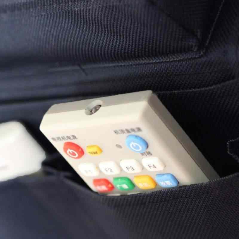 Universal Sofa Chair Armrest Organizer Multi-Layer Multi-Function Storage Bag Foldable Armrest Pocket
