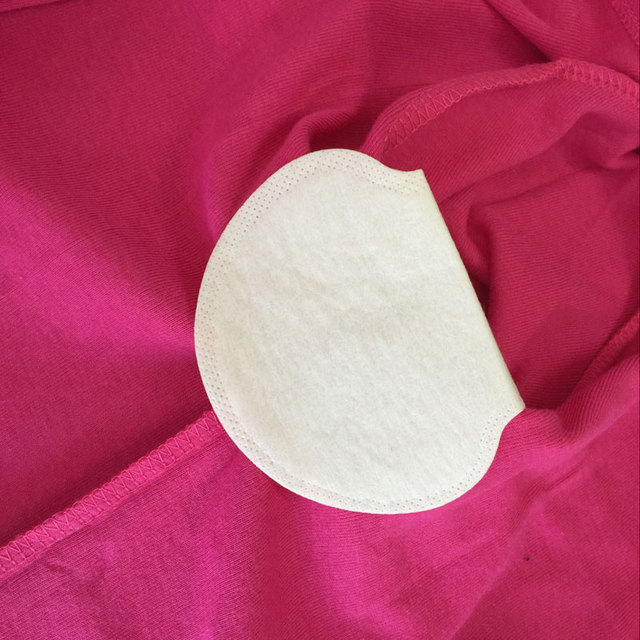 10/12pcs Disposable Underarm Armpits Sweat Pad Armpit Lining Guard Sheet Liner Summer Antiperspirant Pads Deodorant Sweating