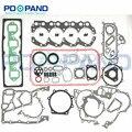 TD27 TD27T ремонт двигателя восстановление полный комплект прокладок 10101-43G85 для Nissan TERRANO/MISTRAL 4WD для Ford MAVERICK VAN 2.7TD