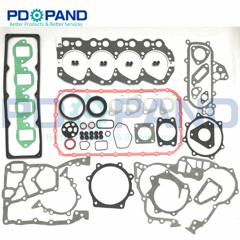TD27 TD27T Engine Overhaul Rebuilding Full Gasket Set 10101-43G85 for Nissan TERRANO/MISTRAL 4WD For Ford MAVERICK VAN  2.7TD