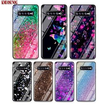 Black Silicone Case Starlight blazed art for Samsung Galaxy Note 10 9 8 Pro M30 M20 S10E S10 5G S9 S8 S7 Plus Cover lavaza counter strike cs and pubg silicone case for samsung s6 edge s7 s8 plus s9 s10 s10e note 8 9 10 m10 m20 m30 m40