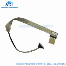 Free transport Laptop computer Show Cable New for HP For Probook 4720S LCD Video Flex Cable 606165-001 50.4GL04.001 laptop computer wire
