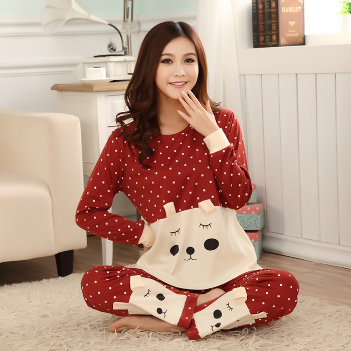 pajama girl Picture - More Detailed Picture about lover Pajamas ...