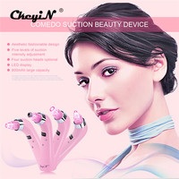 Blackhead Pore Cleaner Removal Comedo Vacuum Suction Beauty Device Face Nose Acne Removal Instrument Diamond Dermabrasion