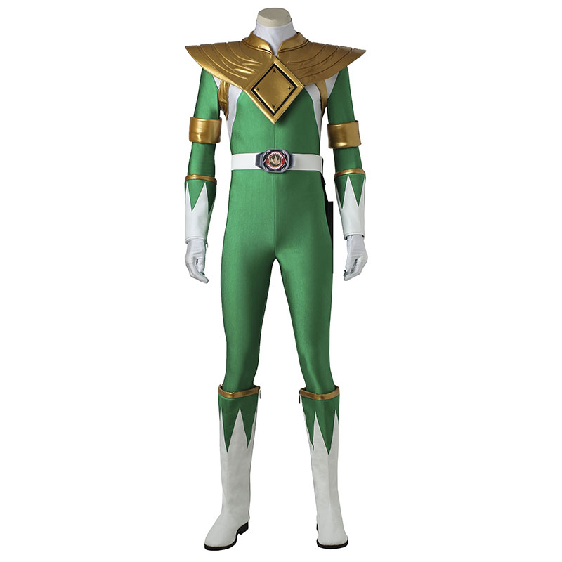 Costume For Zyuranger Dragon Ranger Burai Cosplay Costume Outfit Superhero Halloween Jumpsuits Suit Adult Men Party Custom Made