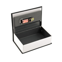 Realistic Looking Hollow Book English Dictionary Security Secret Book Case Cash Money Jewelry Storage Safe Box