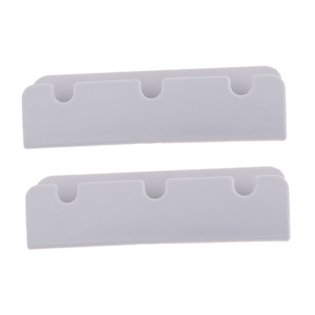 2Pcs PVC Boat Seat Hook Clips Brackets for Rib Dinghy Kayak Inflatable Boats Accessory in Rowing Boats from Sports Entertainment